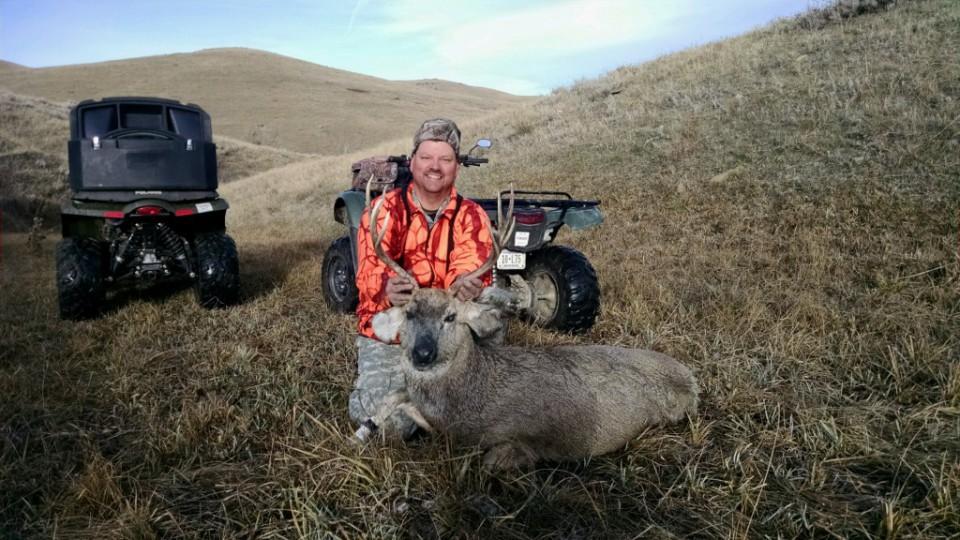 PAstor Russ Pruitt – 2015 deer pic full render