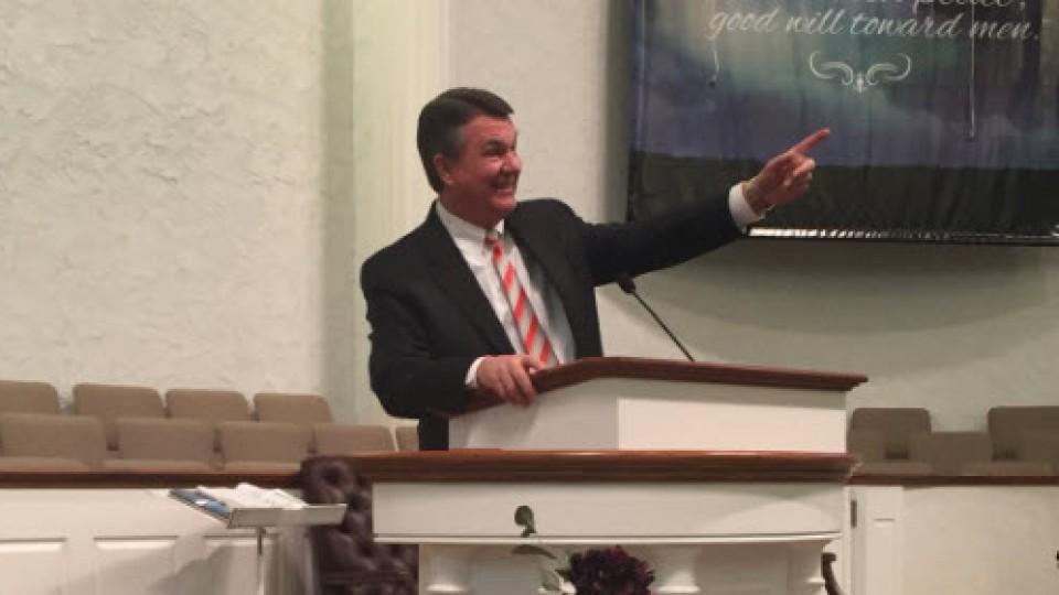 Pastor Bill Marshall